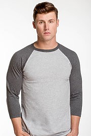 THE BLENDED RAGLAN